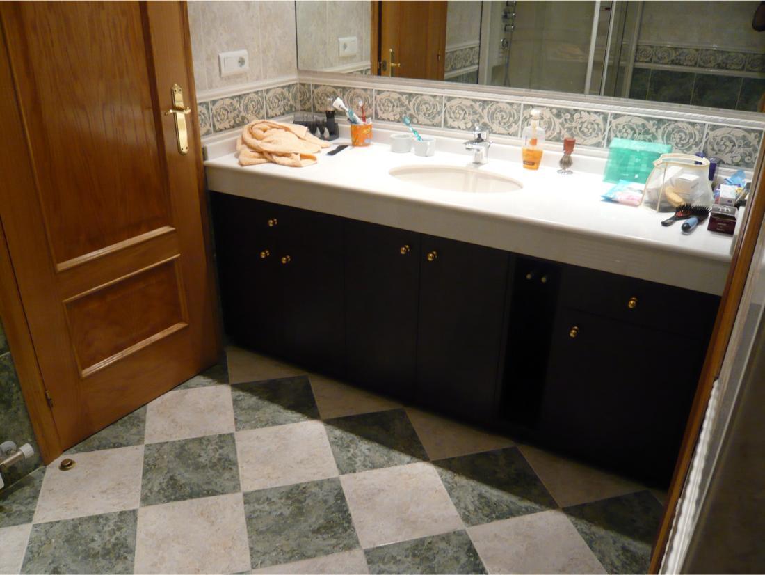 Reuscuina - Muebles para lavabos con pie ...