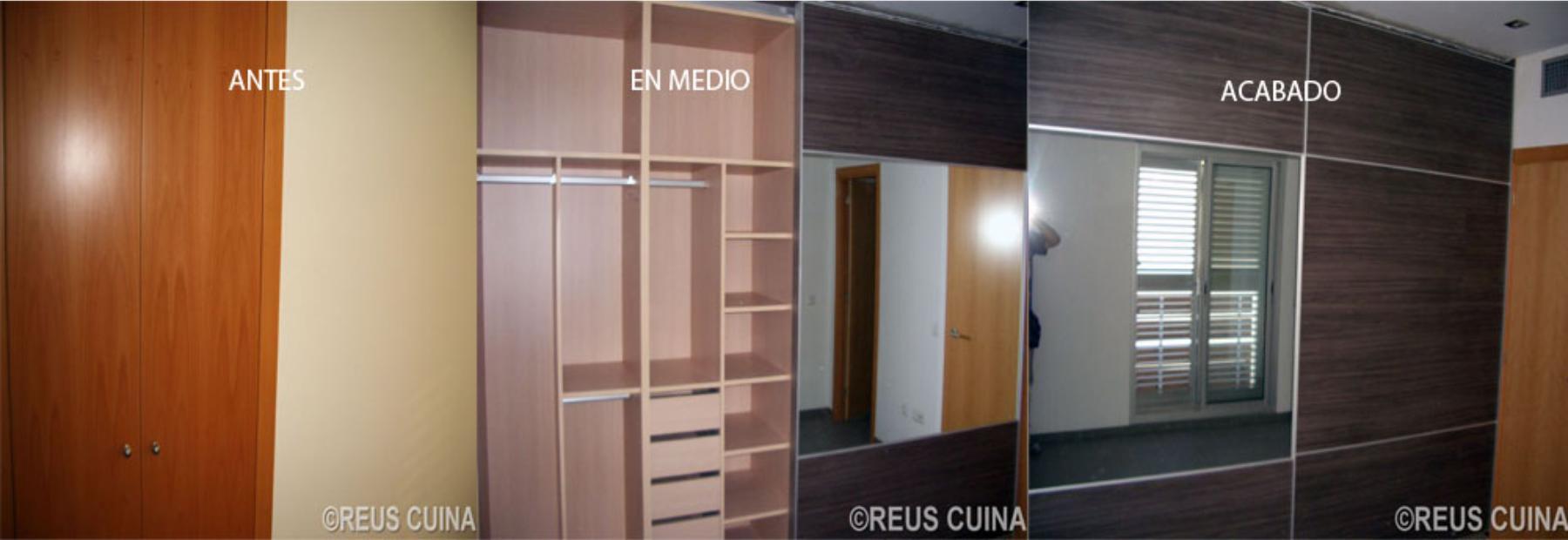 Reuscuina - Precio armario empotrado 2 metros ...